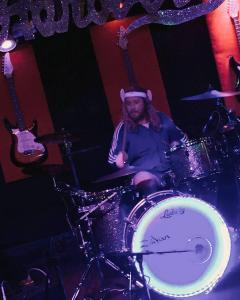 Wiley Koepp (drums, vocals)
