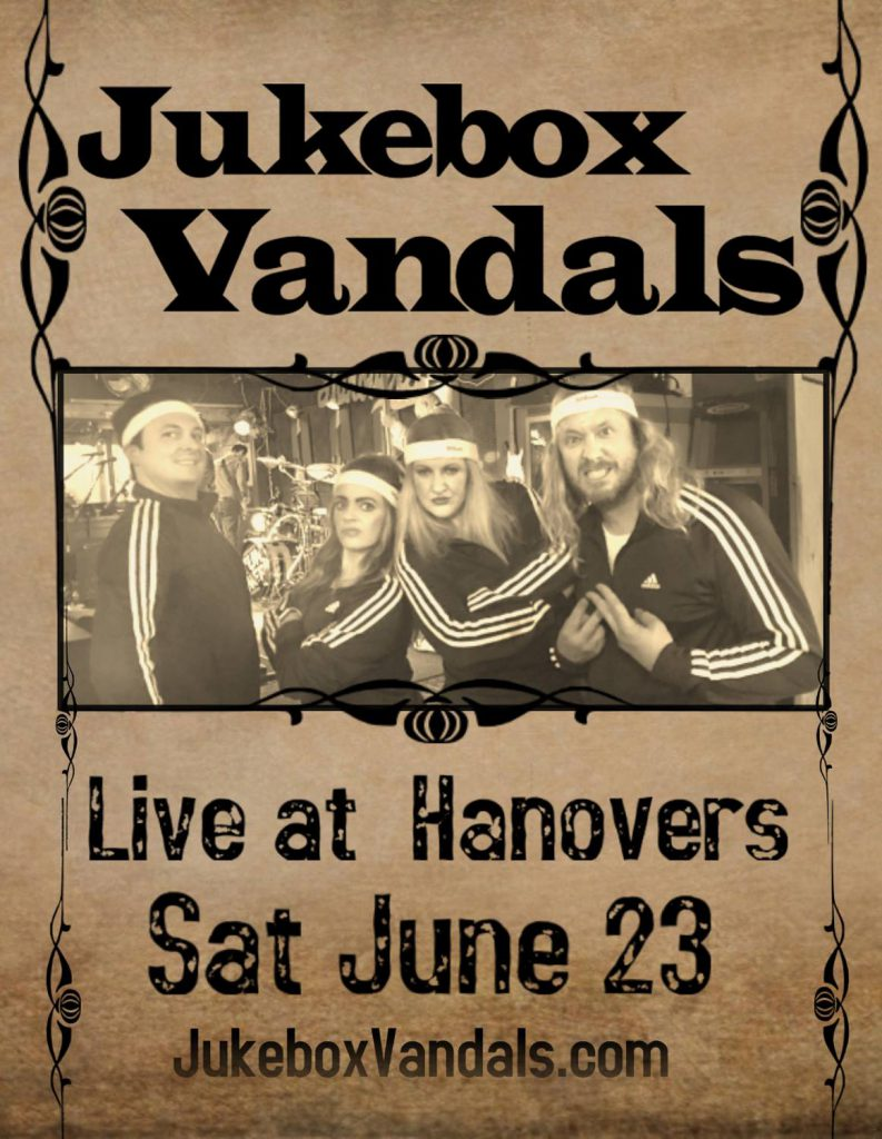 JV at Hanovers 2018.06.23